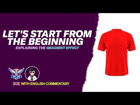 FC'12 Tutorial | Let's start from the beginning | Gradient effect on Layer Mask
