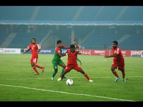 Maldavies vs Bangladesh (Full Match) SAFF Championship 2011