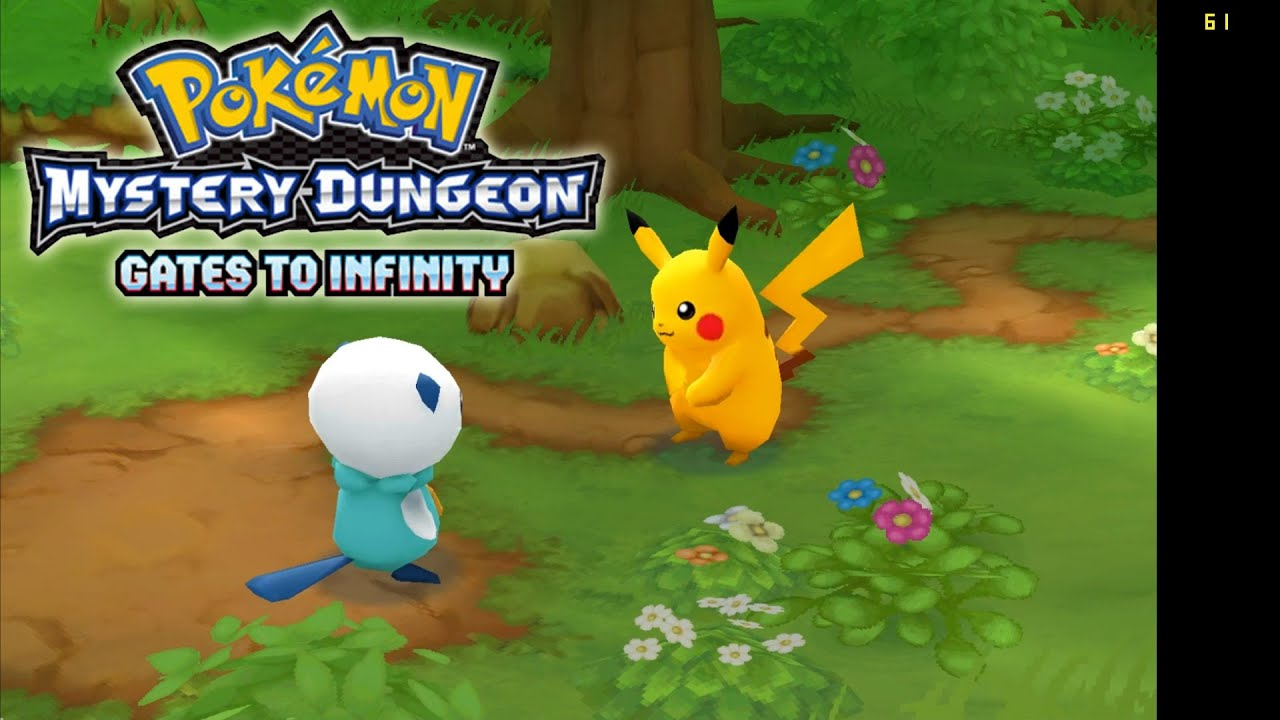 Pokemon mystery dungeon gates to infinity nds rom download
