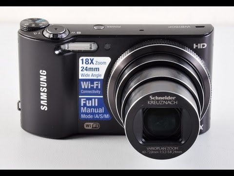 samsung wb150f 14 2 mp wifi 18x zoom smart camera unboxing and hands rh youtube com Samsung Wi-Fi WB150F Samsung WB150F Camera Charger