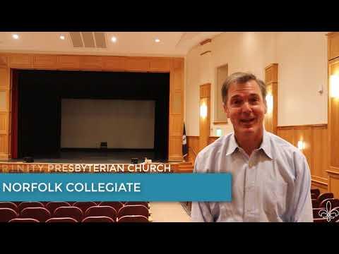 Morning Worship at Norfolk Collegiate School