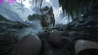 Back to Dinosaur Island Обзор GTX980TI + I7 6700K ТРЕСК ЯИЧЕК