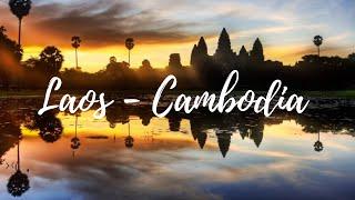 TRAVEL-LAOS CAMBODIA 2018-4K