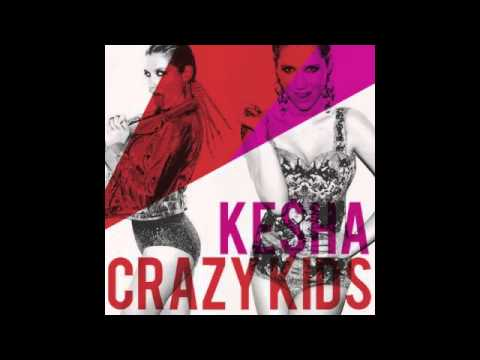 Kesha - Crazy Kids (Male Version)