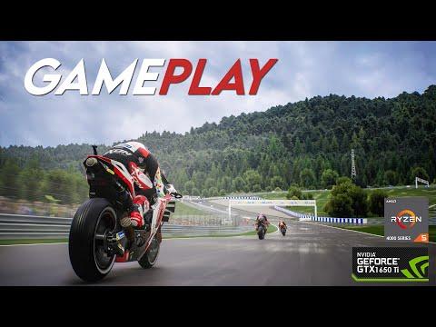Motogp21 Gameplay !  