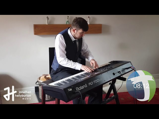 13 Minutes of Beautiful Piano Music (Jonathan Hallyburton)