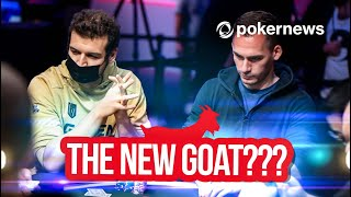 WSOP 2021 | Heater Continues For Addamo! | Interview