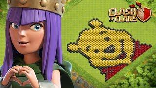EFSANE KÖYLER BULDUK !! KÖY İNCELEMELERİ !! #24 - Clash Of Clans