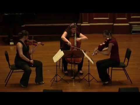 Penderecki: String Trio | Jordan Hall