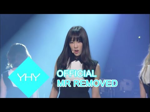[MR Removed] Girls' Generation - Mr.Mr