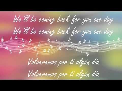 Calvin Harris Feat. Example - We'll Be Coming Back (Esp - Ingles)