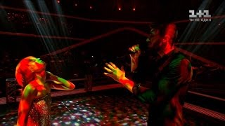 "Нарек Геворгян vs. Katya Chilly – ""Місяць""/""Ov sirun sirun"" – бої – Голос країни 7 сезон"