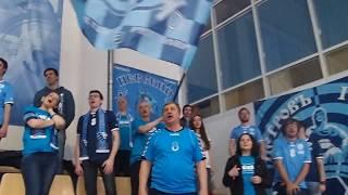 "Сезон 2017-2018. ""Нева"" - ""Каустик"". Фрагмент суппорта"