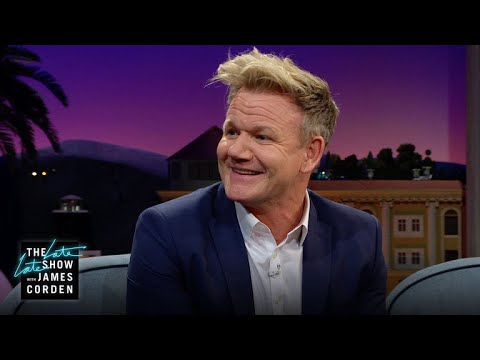 Gordon Ramsay Was Kicked Out Of His Twins Birthday Youtube