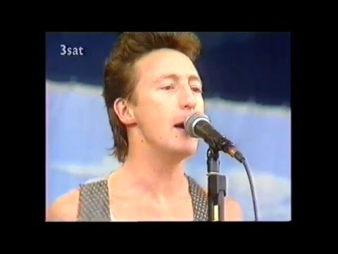 Julian Lennon : Live in Germany 1989.