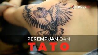 Perempuan dan Tato