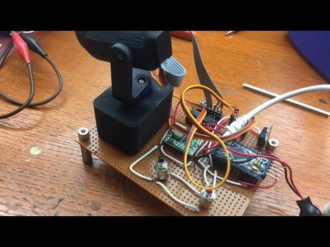 DMX Mini-Mover PCB Assembly