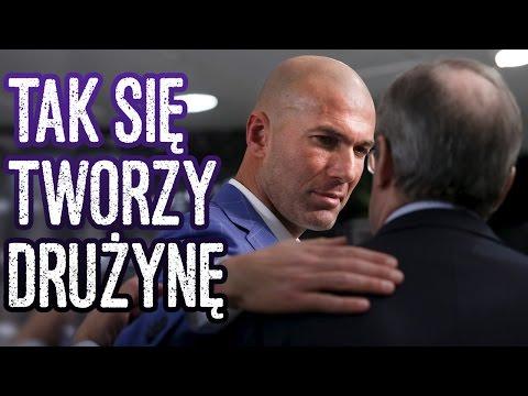 PEREZ + ZIDANE = BÓL Atletico, Barcy i... Juve?