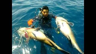 Pesca submarina extrema en Coatzacoalcos