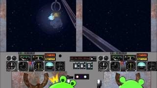 Custom Angry Birds Space Animation The Prologue