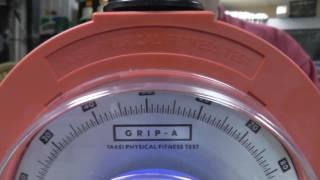 Обзор японского динамометра GRIP A