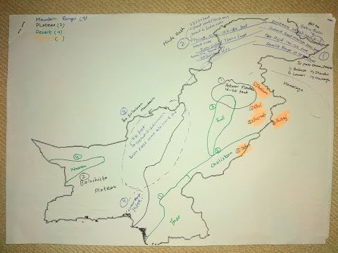 Current affairs, essay and Pakistan Map Understand