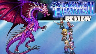 Asdivine Hearts II (Switch) Review (Video Game Video Review)