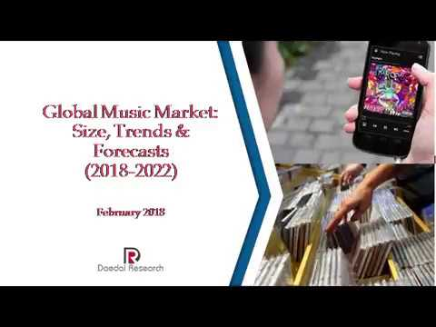 Global Music Market: Size, Trends & Forecasts (2018-2022)
