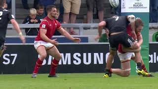 Rugby Tackling for Football???