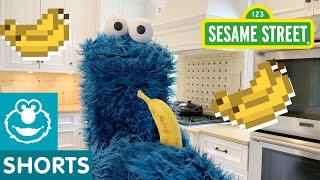 Sesame Street: Fruit Snack Challenge | Cookie Monster Snack Chat #4