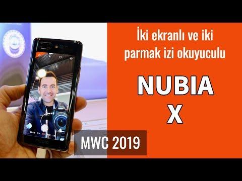 Nubia X Ön İnceleme: İki Ekranlı, Iki Parmak Izi Okuyuculu