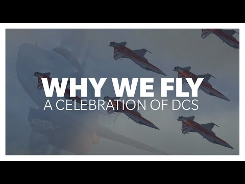 DCS Movie: Why We Fly (feat. Patrouille Suisse)
