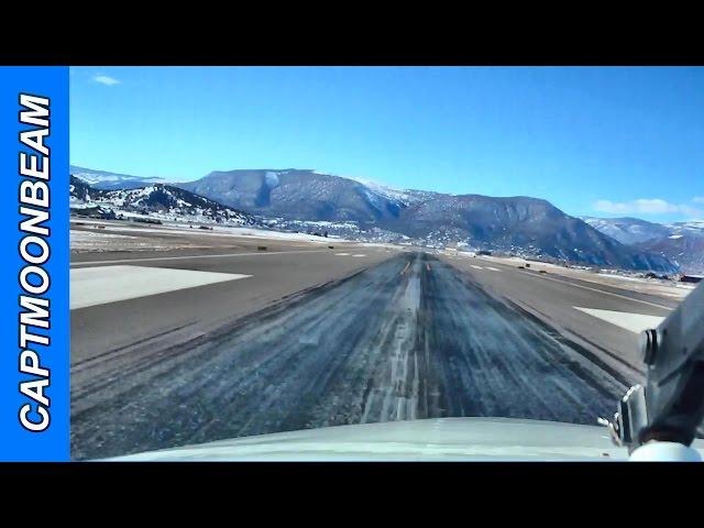King Air 350 Landing Eagle, Most Dangerous Airports