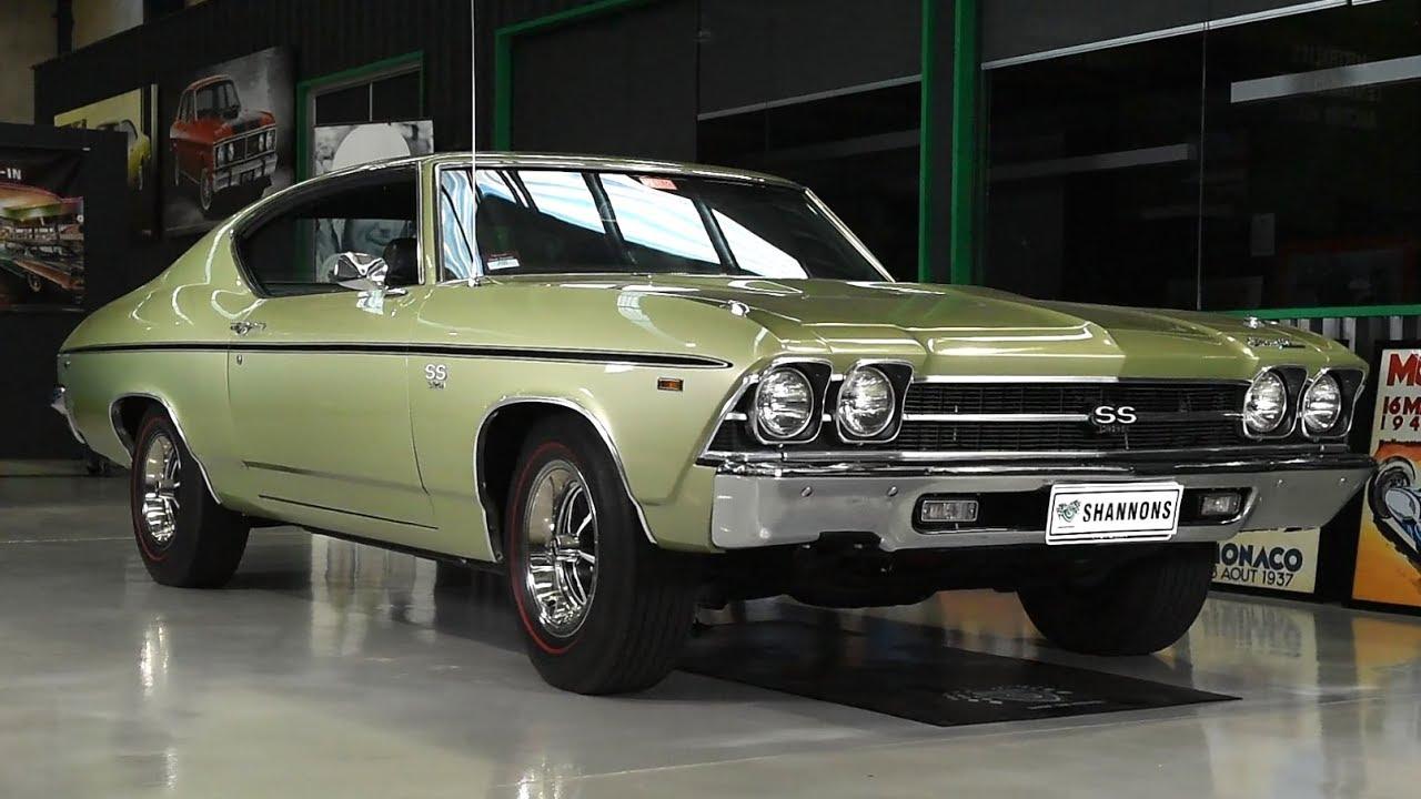 1969 Chevrolet Chevelle SS 396 Coupe (LHD) - 2018 Shannons Melbourne Winter Classic Auction