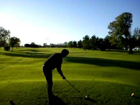 Perfect Golf Form Demonstration - YouTube