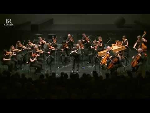 Concerto in A major (Wq 168 / H 438) - Bach, C. Ph. E. - Eduard Belmar, flute