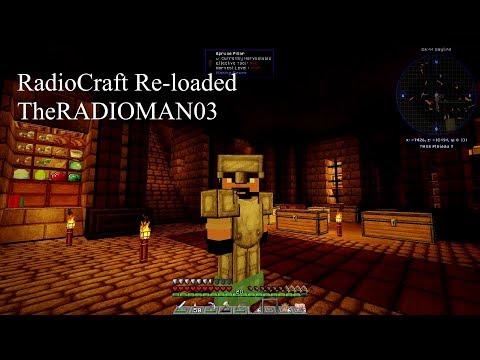 "RadioCraft Re-loaded EP8 ""Sexy Decor"""