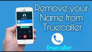How to Remove/Deactivate your Name/Number from Truecaller app. Truecaller से अपना नाम हटाना सीखे।