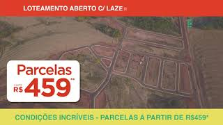 TERRENOS EM VOTUPORANGA/SP | PARQUE RESIDENCIAL FIGUEIRA