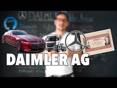 DAIMLER Aktie jetzt kaufen? Daimler AG Aktienanalyse