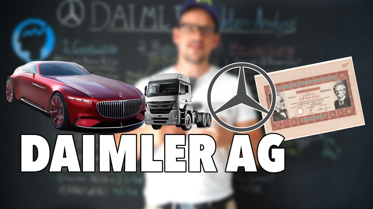 Aktienanalyse Daimler