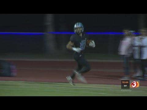 Peoria High School at Cactus High School Playoffs, November 15, 2019