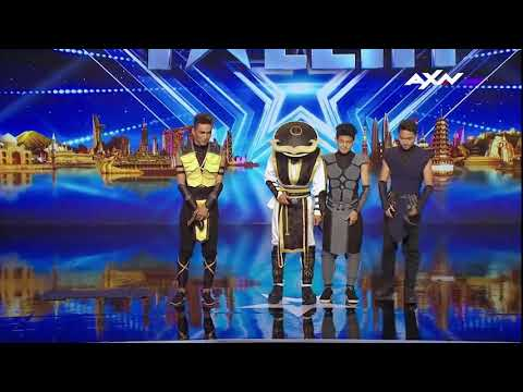 Guys from Kyrgyzstan came to Asian Got Talent