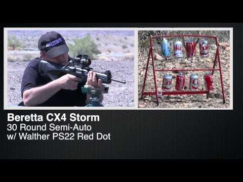Beretta CX4 Storm by Umarex - Airgun Review by Rick Eutsler / AirgunWeb.com