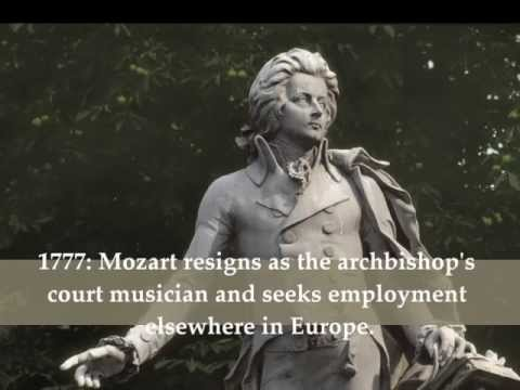 Wolfgang Amadeus Mozart: A Life in Pictures