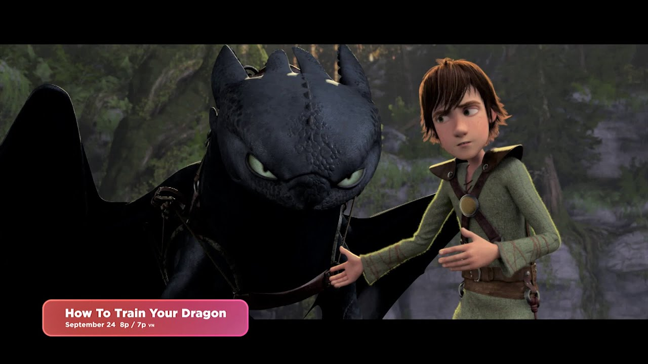FOX Family Movies: How To Train Your Dragon   Trailer
