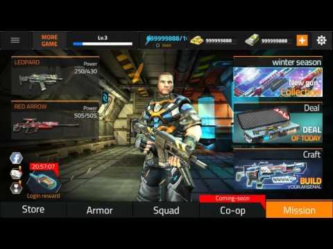 Strike Back Elite Force Mod