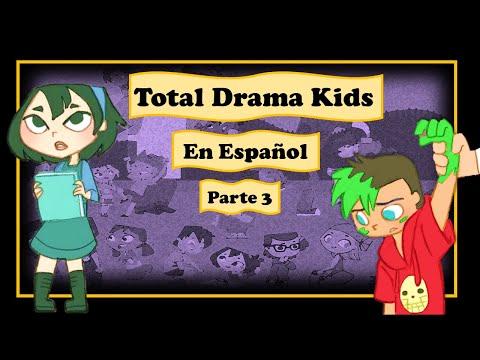 total drama kids en español par3