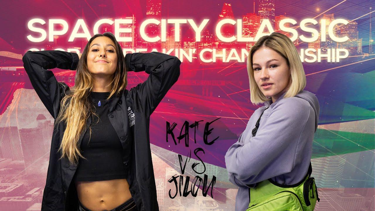 KATE vs. JILOU // Space City Classic 2021 // MAIN CAMERA // BGIRL FINALS