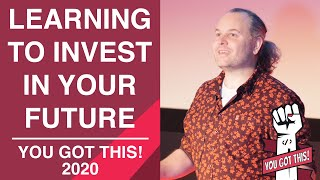 Learning to Invest in Your Future - Matthew Gilliard